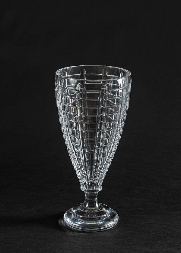 CEV-010012TR Clear Crystal Vase