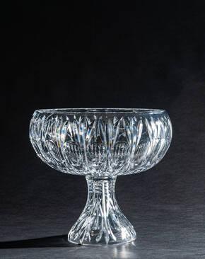 CEV-030010TR Clear Crystal Bowl