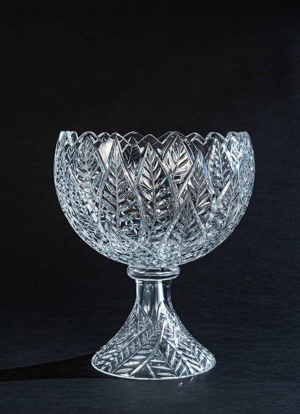 CEV-070013TR Clear Crystal Bowl