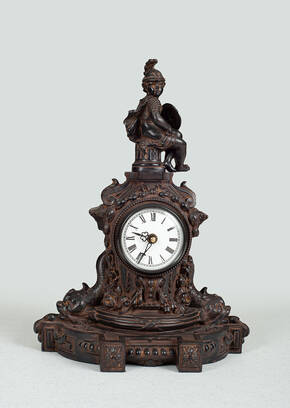 I-4238H Mantel Clock
