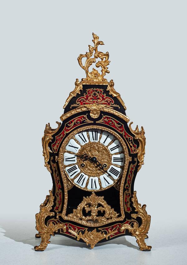 PC-100 Pendulum Mantel Clock