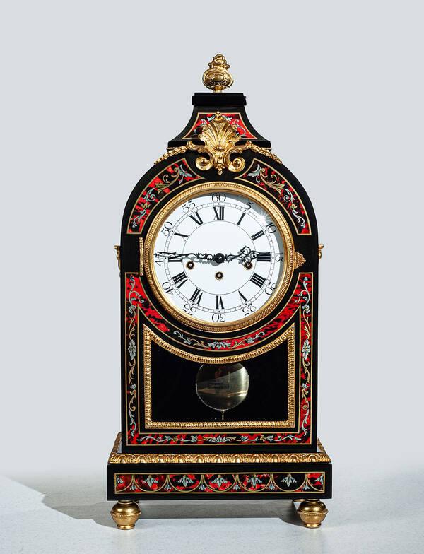 PC-264-S Pendulum Mantel Clock