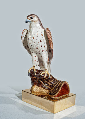 PV-0003923-202 Limited Edition Saker Falcon
