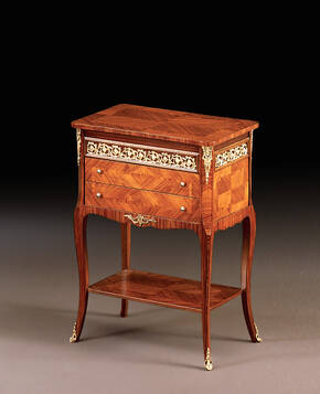 BN-150 Louis XVI Small Table