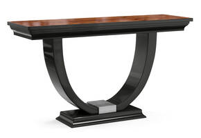 VG-6000 Rosewood Console