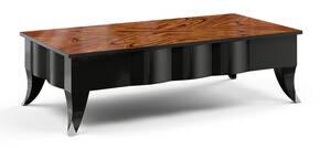 VG-6001 Rosewood Coffee Table