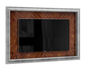 VG-6005 Rosewood Wall Mirror
